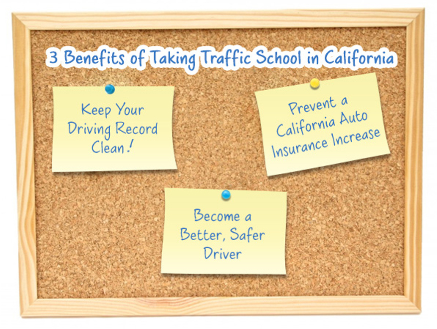 How Can You Benefit From A Traffic Safety Course!