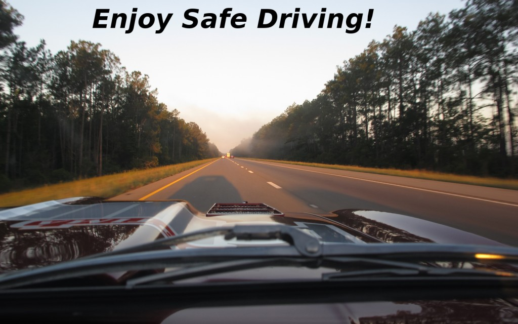 Drive Safely!
