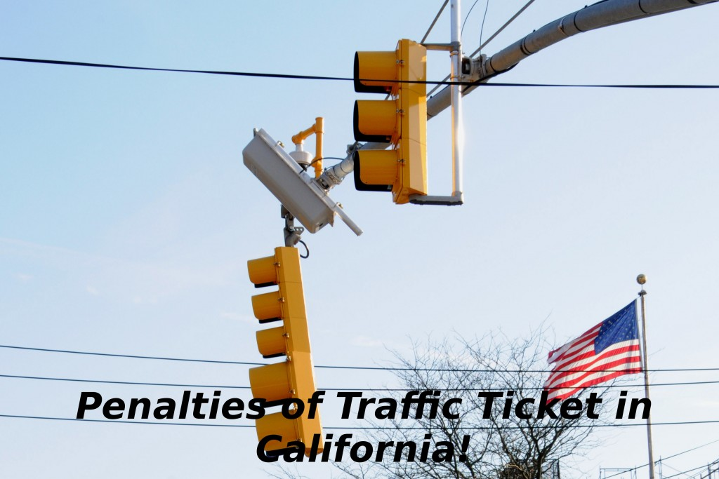 Penalties of Traffic Tickets!