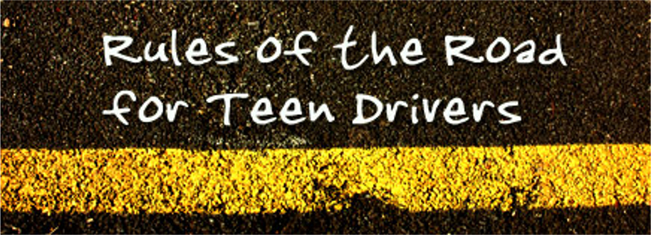 Rules of the Road for Teens