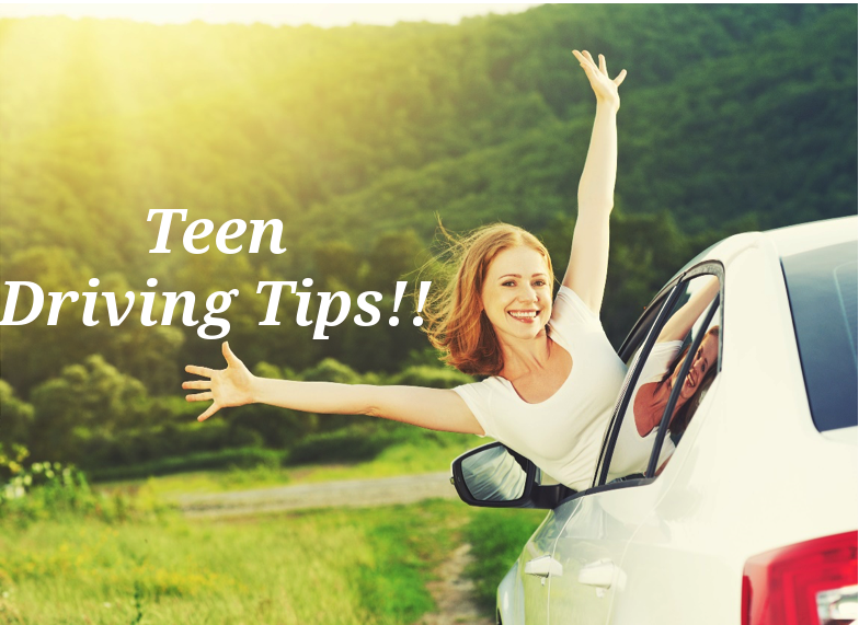 5 Driving Tips To Keep In Mind If You're a Teenager!