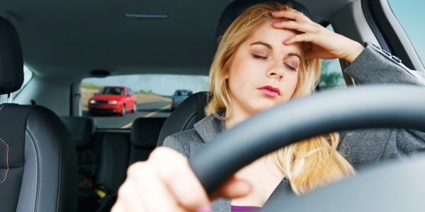 Feeling Drowsy? Think one These Dangers of Driving the Next Time You're Drowsy!