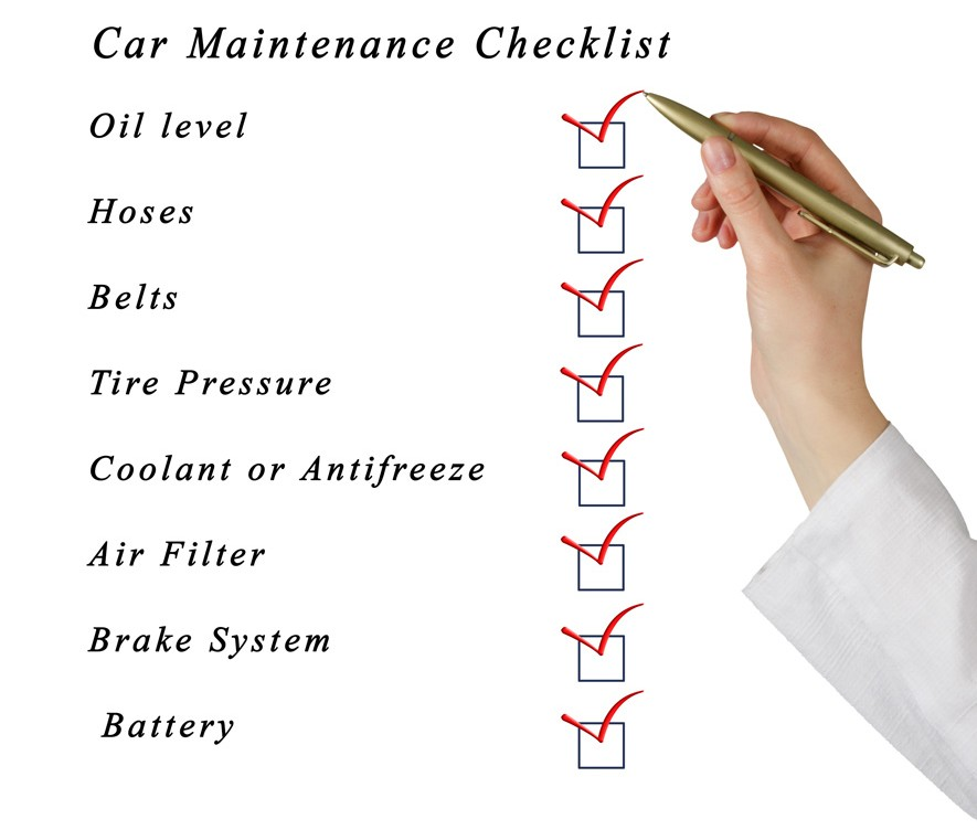 Money Saving Car Maintenance Checklist